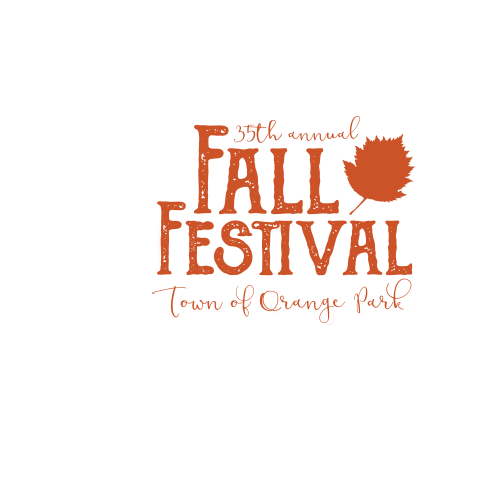 Town of Orange Park 35th annual Fall Festival Logo